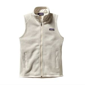 Patagonia Better Sweater Vest Raw Linen M